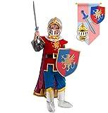 Spooktacular Creations Mittelalterliches Ritter Kostüm Set für...