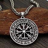 Haushele OFD Nordische Wikinger Amulett Anhänger Halskette...