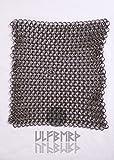 Kettenstück 20x 20cm für Kettenhemd aus Federstahl von...