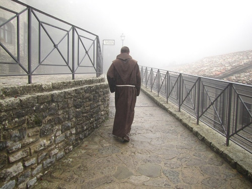 Mönchskutte - Mönch Kostüm kaufen